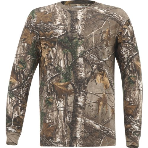 Magellan Outdoors Men's Hill Zone Long Sleeve T-shirt