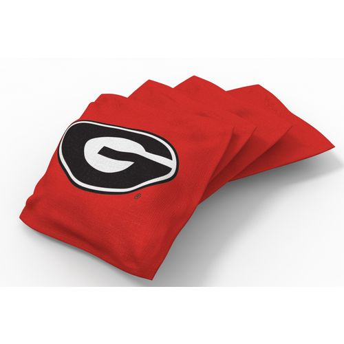 Wild Sports University of Georgia Beanbag Set