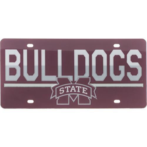 Stockdale Mississippi State University Duo-Tone License Plate