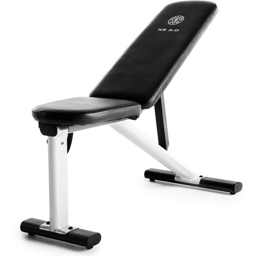 Gold 39 S Gym Xr 6 0 Utility Weight Bench Academy