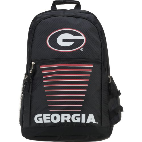 Forever Collectibles University of Georgia Gradient Elite Backpack