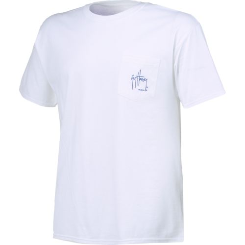 Guy Harvey Men's Side by Side T-shirt - view number 3