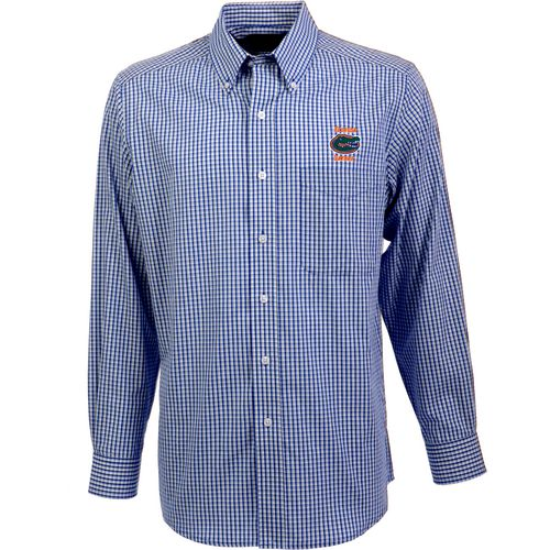 Antigua Men's University of Florida Associate Long Sleeve Dress Shirt