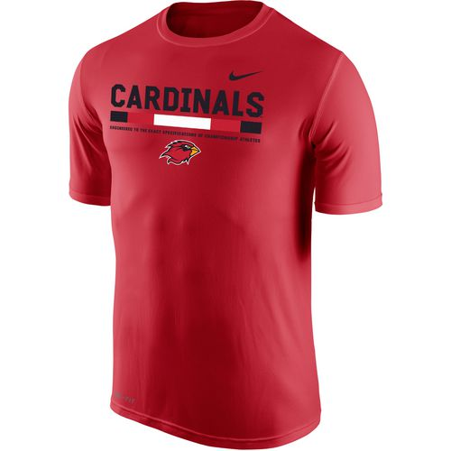 Nike Men's Lamar University Dri-FIT Legend 2.0 Short Sleeve T-shirt