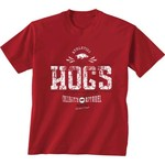 New World Graphics Men's University of Arkansas Legends of the Game T-shirt - view number 1