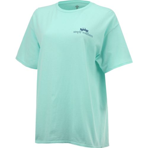 Simply Southern Women's Adventure T-shirt - view number 3