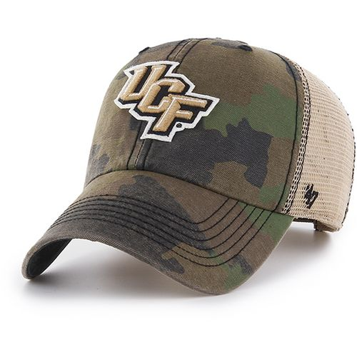 '47 University of Central Florida Burnett Frontline Camo Clean Up Cap