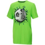 adidas Boys' climalite Digi Soccer Ball Short Sleeve T-shirt - view number 1