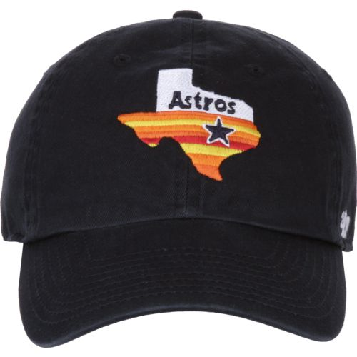 '47 Houston Astros Rainbow State Clean Up Cap