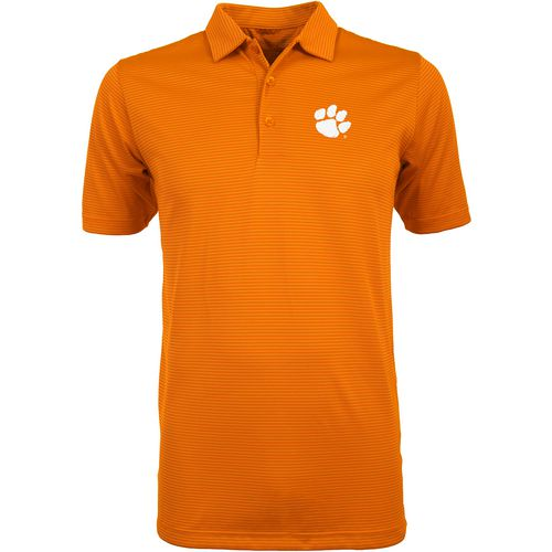 Antigua Men's Clemson University Quest Polo Shirt