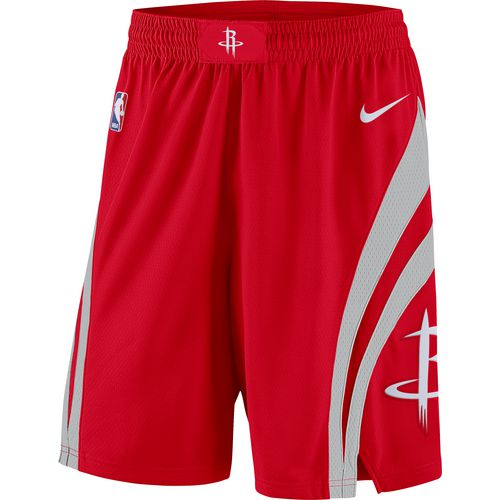 Nike Men's Houston Rockets Swingman Road Short