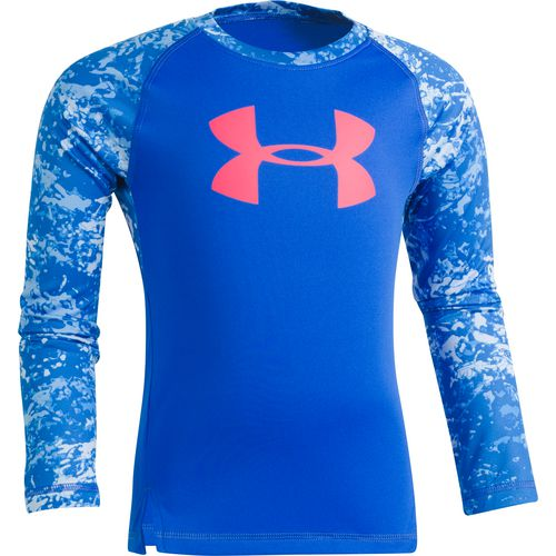 Display product reviews for Under Armour Girls' Range Camo Long Sleeve T-shirt