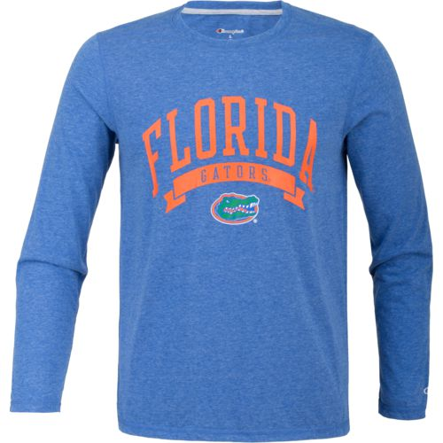 Champion Men's University of Florida In Pursuit Long Sleeve T-shirt