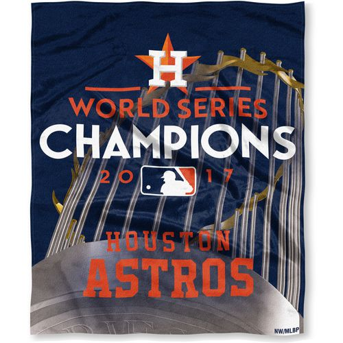 The Northwest Company  Astros World Series Silk Touch Throw