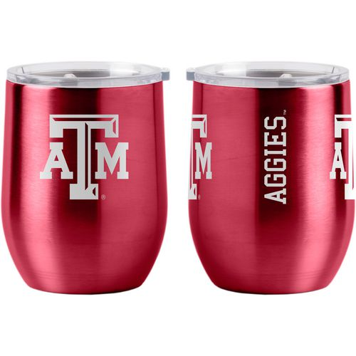 Boelter Brands Texas A&M University Ultra Curved 16oz Tumbler