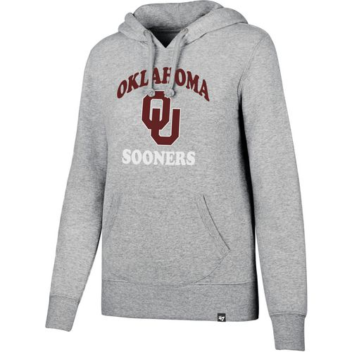'47 University of Oklahoma Women's Mascot Arch Headline Pullover Hoodie