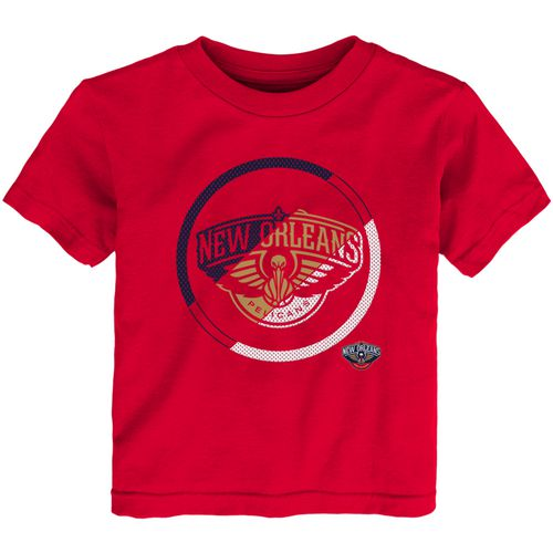 NBA Toddler Boys' New Orleans Pelicans Double Slice T-shirt