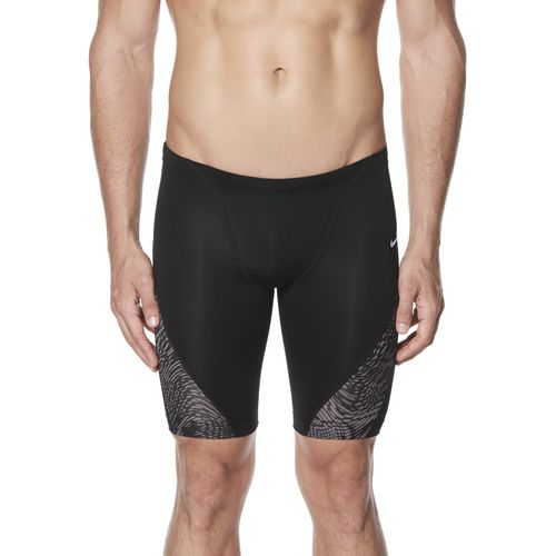 Nike Men's Swim Performance Geo Alloy Jammers