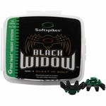 Softspikes Black Widow™ Fast-Twist Golf Cleats 16-Pack
