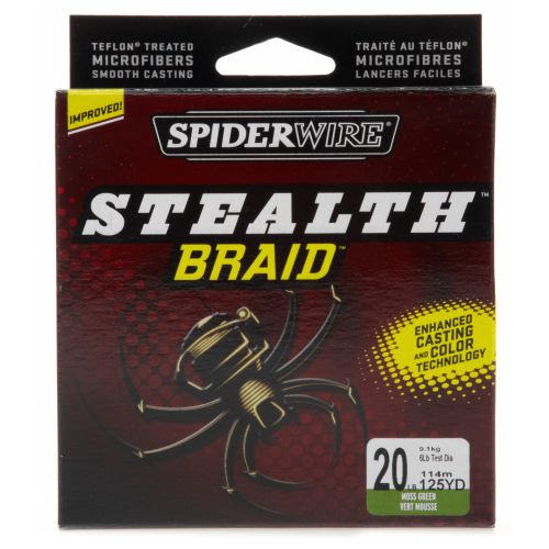 Image for Spiderwire® Stealth™ 125-Yard Fishing Line from Academy