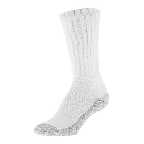 Image for Diabetic Care Adults' Size 10 - 13 Nonbinding Crew Socks from Academy