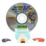 Primos Mastering the Art® Elk Mouth Calls Made Easy™ CD - view number 1