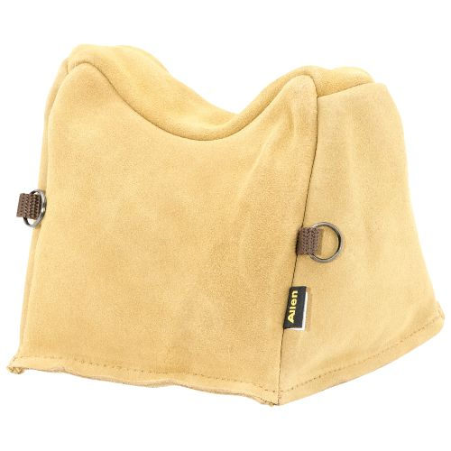 Allen Company Leather Front Shooting Bag