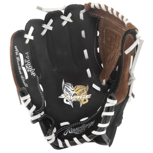 "Rawlings® Youth Savage Series® 10"" Infield Baseball Glove Left-handed"