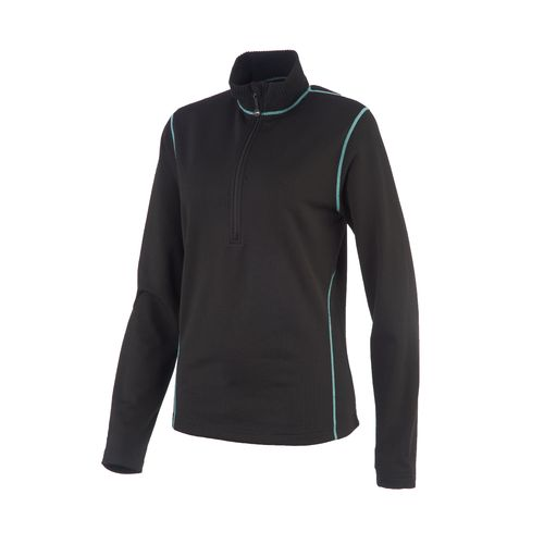Polar Edge® Women's Platinum 1/4-Zip Grid Fleece