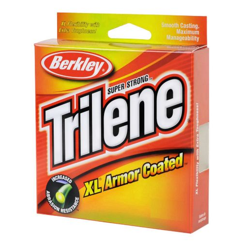 Display product reviews for Berkley® Trilene® XL® Armor Coated™ 10 lb. - 220 yds. Monofilament Fishing Line
