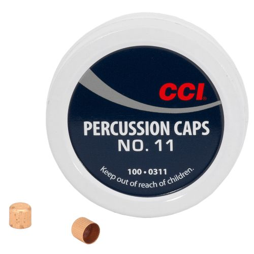 CCI® Primers #11 Percussion Caps 100-Count
