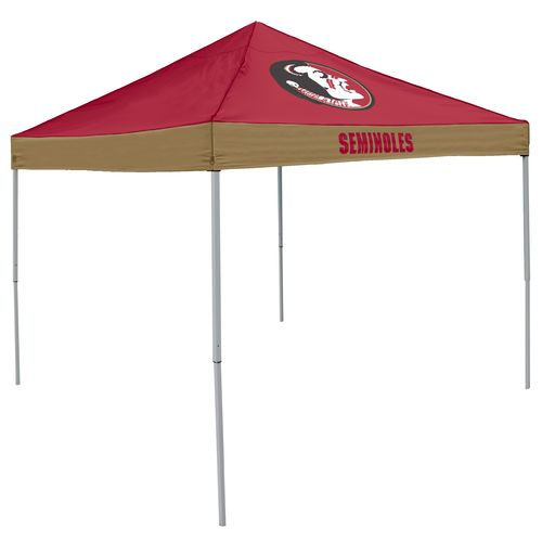 Logo Florida State University 9 ft x 9 ft Economy Tent - view number 1