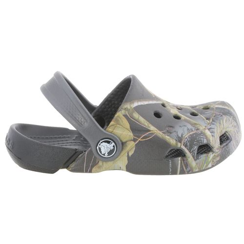 Crocs™ Kids' Electro Realtree® AP Camo Clogs