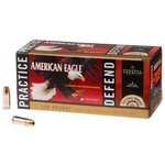 Federal Premium® Practice and Defense 9mm 124-Grain Centerfire Ammunition