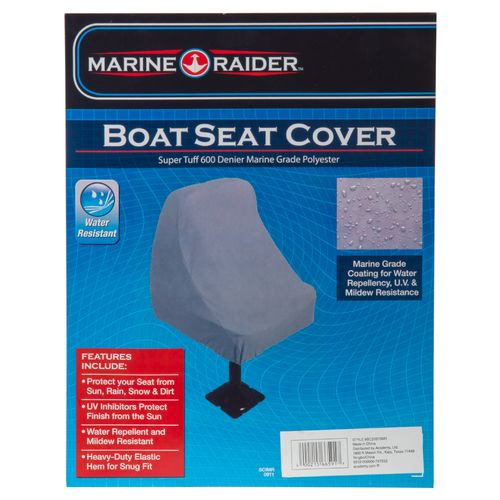 Display product reviews for Marine Raider 600-Denier Boat Seat Cover