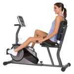 Body Champ Programmable Magnetic Recumbent Bike