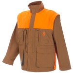 Browning Men's Pheasants Forever Zip Off Sleeve Jacket