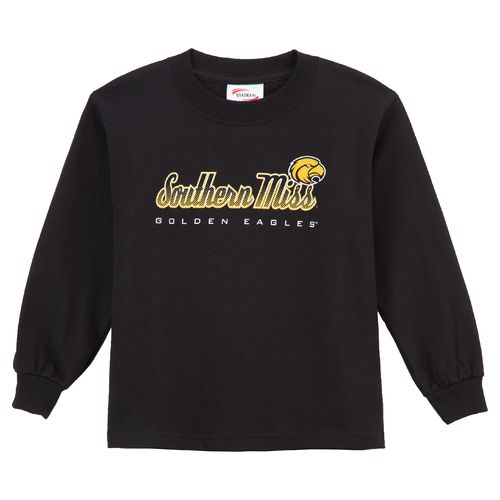 Viatran Toddlers' Dotty University of Southern Mississippi Long Sleeve T-shirt