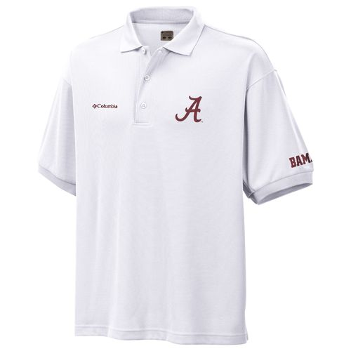 Columbia Sportswear Collegiate Perfect Cast™ Alabama Polo