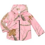 Game Winner® Infant Girls' Polar Fleece Zip Up Jacket