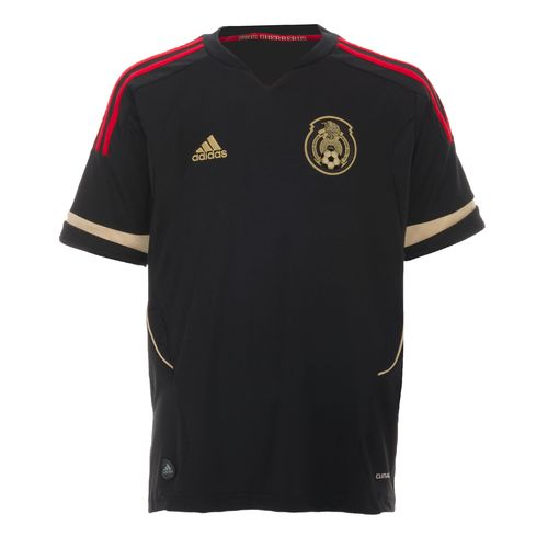 adidas Boys' Mexico Home Jersey