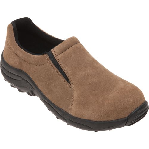 Brazos™ Men's Mesa Slip-on Steel Toe Work Boots | Academy