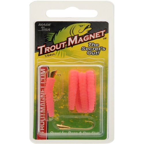 Display product reviews for Trout Magnet Jighead