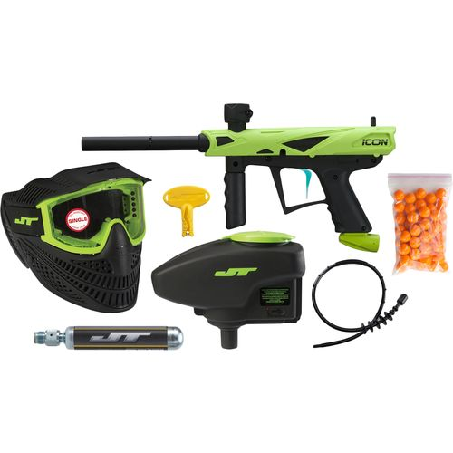 JT Sports E-Icon RTP Paintball Marker Kit