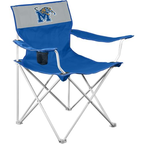 Logo Chair University of Memphis Canvas Chair