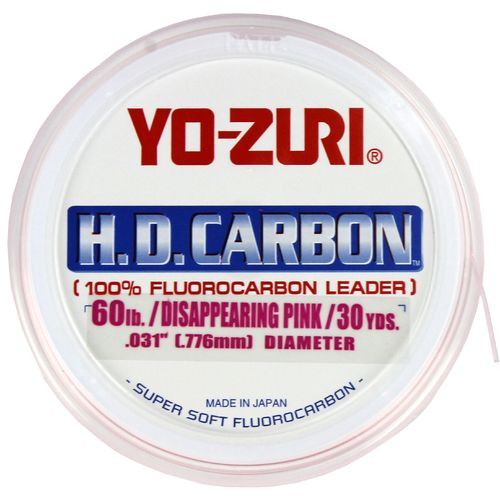 Yo-Zuri H.D. 30 yards Fluorocarbon Fishing Line