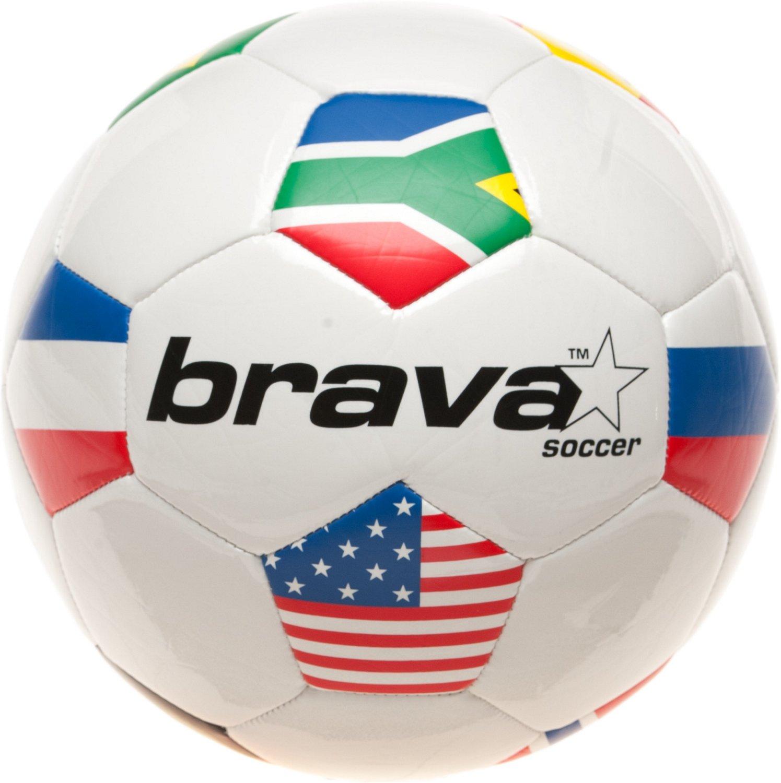 Brava™ Soccer World Cup Size 5 Soccer Ball