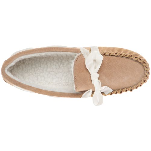 Magellan Outdoors Women's Basic Moc Slippers - view number 5