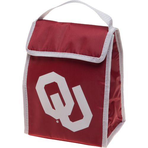 NCAA University of Oklahoma Big Logo Lunch Bag