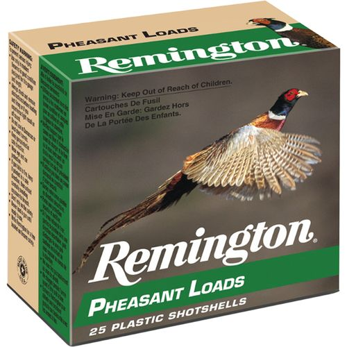 Remington Pheasant Loads 12 Gauge Shotshells